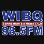 Logo da emissora Radio WIBQ 98.5 FM
