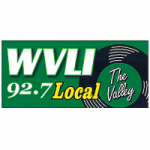 Logo da emissora Radio WVLI The Valley 92.7 FM