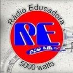 Logo da emissora R�dio Educadora 650 AM