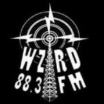 Logo da emissora Radio WZRD 88.3 FM