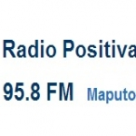 Logo da emissora Radio Positiva 95.8 FM
