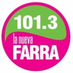 Logo da emissora Radio Farra 101.3 FM