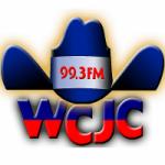 Logo da emissora Radio WCJC Your Country 99.3 FM