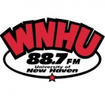 Logo da emissora WNHU 88.7 FM Music