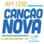 Logo da emissora Rádio Canção Nova 1250 AM