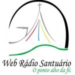 Logo da emissora Web R�dio Santu�rio