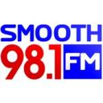 Logo da emissora Radio Smooth 98.1 FM