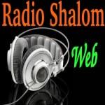 Logo da emissora Rádio Shalom Web