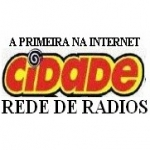 Logo da emissora Cidade Web R�dio Funk