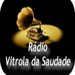Logo da emissora Rádio Vitrola da Saudade