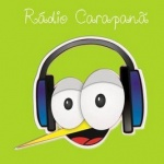 Logo da emissora Rádio Carapanã