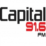 Logo da emissora Radio Capital 91.6 FM