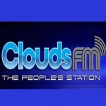 Logo da emissora Radio Clouds 88.4 FM