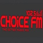 Logo da emissora Radio Choice 102.6 FM