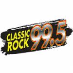 Logo da emissora Radio KKMA Classic Rock 99.5 FM
