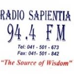 Logo da emissora Sapientia 94.4 FM