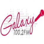 Logo da emissora Radio Galaxy 100.2 FM