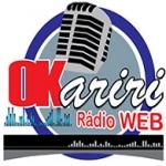 Logo da emissora OKariri Rádio Web