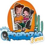 Logo da emissora R�dio Forroz�o