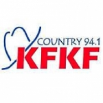 Logo da emissora Radio KFKF Country 94.1 FM