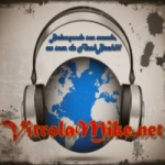 Logo da emissora Rádio Vitrola Mike