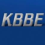 Logo da emissora Radio KBBE 96.7 FM