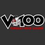 Logo da emissora KDVB 96.9 FM