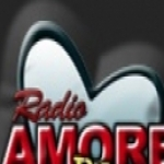 Logo da emissora Amore Rock 101 FM