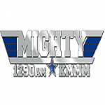Logo da emissora Radio KMMM Mighty 1290 AM