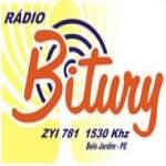 Logo da emissora R�dio Bitury 1530 AM