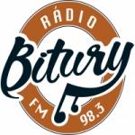Logo da emissora Rádio Bitury 1530 AM