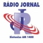 Logo da emissora R�dio Jornal 1400 AM
