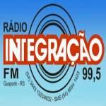Logo da emissora R�dio Integra��o 99.5 FM