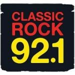Logo da emissora Radio WBVX Classic Rock 92.1 FM