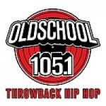 Logo da emissora Radio WGHL Old School 105.1 FM