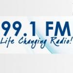 Logo da emissora Radio WJMM 99.1 FM