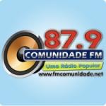 Logo da emissora Rádio Comunidade 87.9 FM