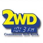 Logo da emissora WWDE 101.3 FM The New