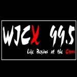 Logo da emissora Radio WJCX 99.5 FM