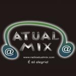Logo da emissora Rádio Atual Mix