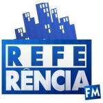 Logo da emissora Rádio Referência FM