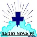 Logo da emissora R�dio Nova F�