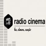 Logo da emissora Rádio Cinema