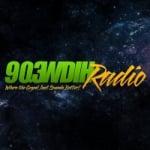 Logo da emissora Radio WDIH 90.3 FM