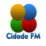 Logo da emissora Rádio Cidade 101.5 FM