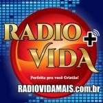 Logo da emissora Rádio Vida Mais
