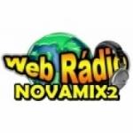 Logo da emissora Rádio Nova Mix 2