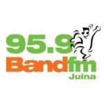 Logo da emissora R�dio Band FM 95.9