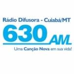 Logo da emissora R�dio Can��o Nova 630 AM
