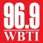 Logo da emissora WBTI 96.9 FM